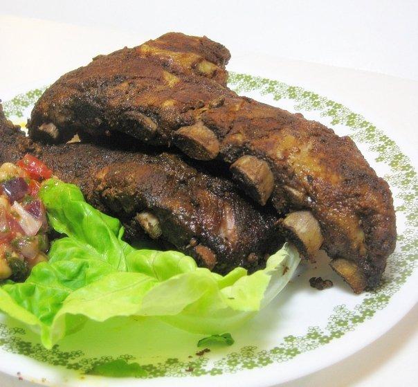... molly s dry rub for ribs recipes dishmaps molly s dry rub for ribs